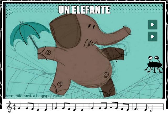 http://entraenlamusica.wixsite.com/un-elefante