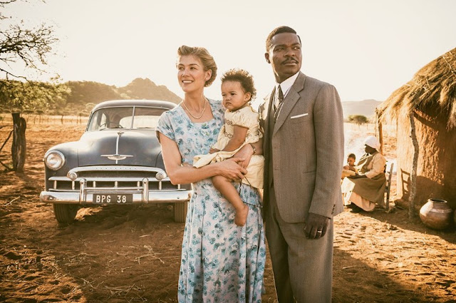 Sinopsis Lengkap Film A United Kingdom 2017