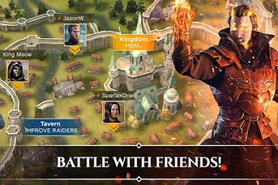 Free Donwload Rival Kingdoms Age of Ruin MOD APK 1.30.0.2321