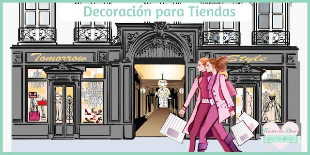 Decoración para Tiendas