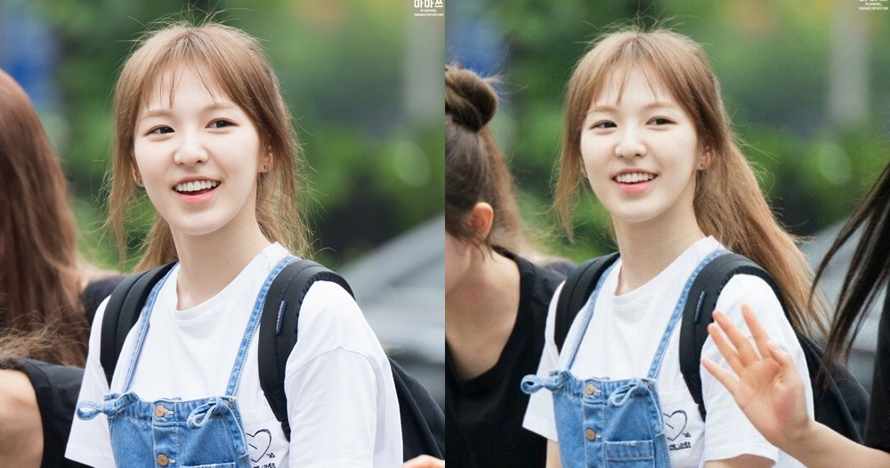Heres How Each Member Of Red Velvet Looks With No Makeup On Bias