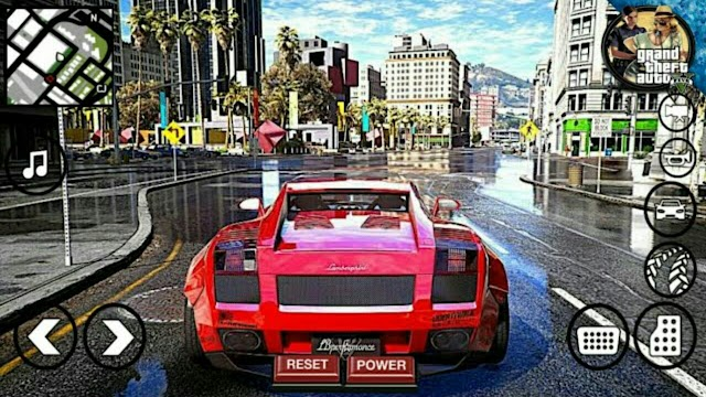 GTA V Legacy Android Overview
