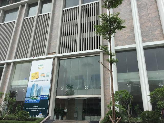 Phòng bán hàng Eco Green City