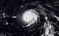 Hurricane Irma seen by Suomi NPP satellite