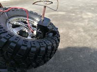 HBX 12889 Thruster Truck With Eachine FPV