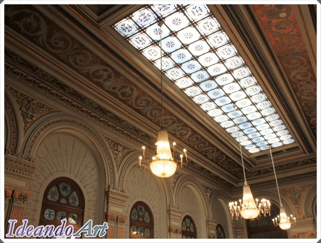 Salón Bolsa de Madrid