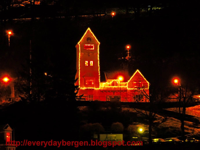 Christmas feeling. - Bergen Hordaland Norway