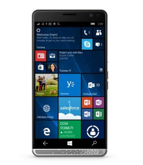 new HP Elite x3, new HP Elite x3 smartphone, new smartphone 2016