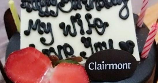 Kue Ulang Tahun Yang Cocok Untuk Istri Tercinta Sweet Home