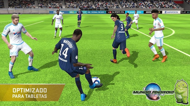 Jugabilidad de FIFA 16 Ultimate Team