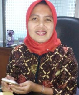 Kepala BKD Kota Surabaya, Mia Santi Dewi