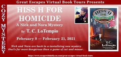 Upcoming Blog Tour 2/14/21