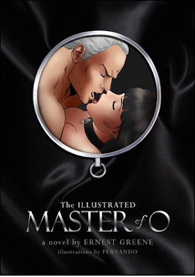 fernando master of o bdsm fetish bondage illustrator