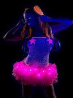 designer pink tutu