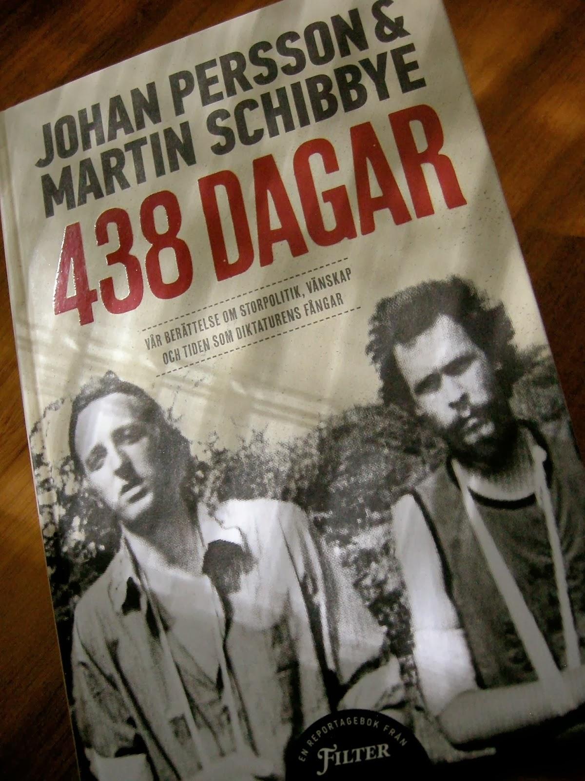 Schibbye boken ger mening at tiden i fangelset