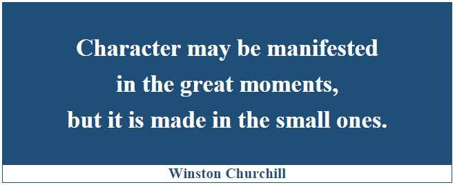 60 Winston Churchill Leadership Quotes That Will Lead You To Success Fascinating Great Small Quotes