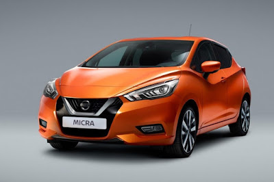 Nissan Micra 2017 premium hatchback car
