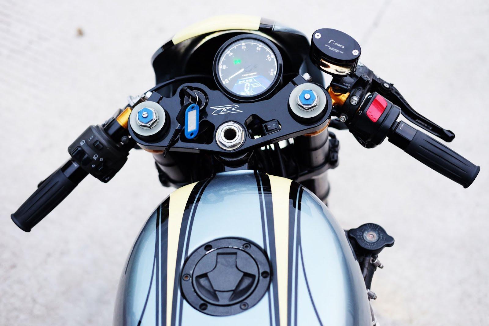 Kawasaki Ninja 250cc Cafe Racer 2