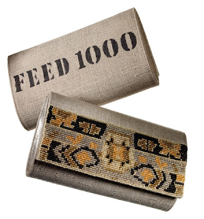 "Judith Leiber's ""Feed 1000"" Clutch"