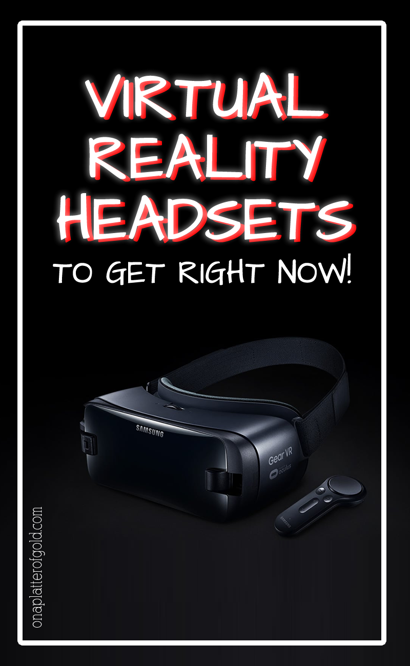 Best Virtual Reality Headsets You Can Get Right Now