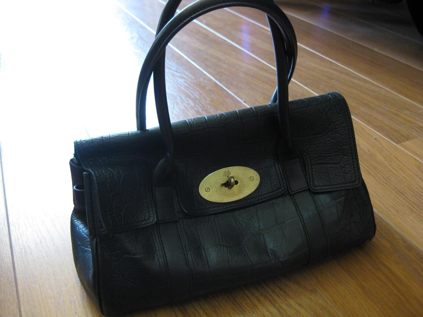 8e0bbedb7cce Brook Green Blog  Vintage Mulberry Bag