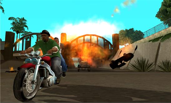 Download GTA: San Andreas 1.0.0.2 XAP For Windows Phone