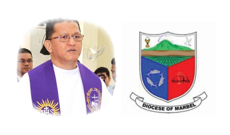 Bishop-elect Cerilo Casicas of Diocese of Marbel
