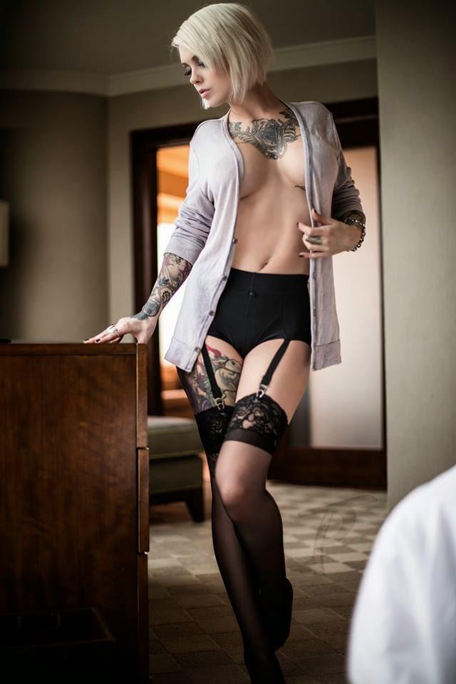 hot stocking porn