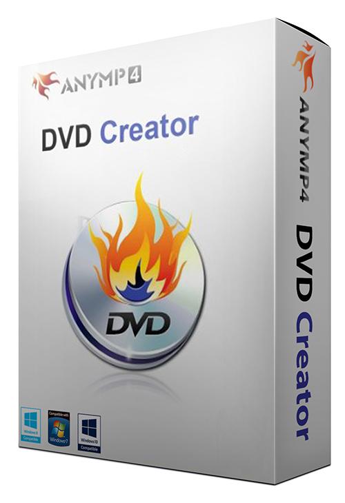 AnyMP4 DVD Creator 6.1.30