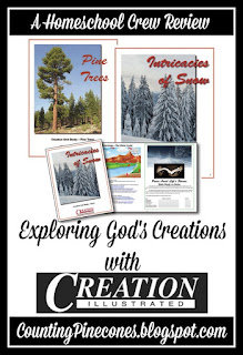 #hsreviews  #CreationIllustrated #naturestudy #creationscience