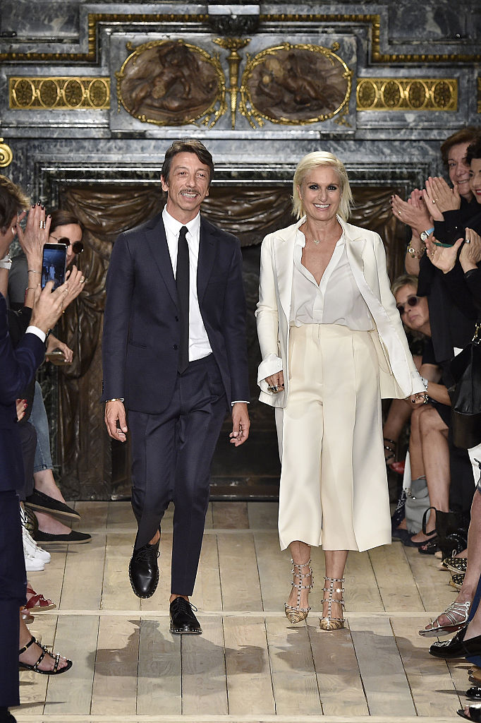 Valentino Confirms Exit of Maria Grazia Chiuri Leaving ...