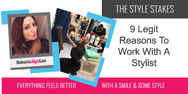 Roberta Style Lee - 9 Reasons To Work With A Stylist