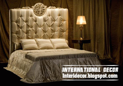 Interior Decor Idea: Luxury beds royal bed designs for kings bedroom