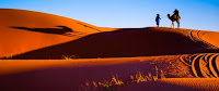 Saharan desert (Credit: oilprice.com) Click to Enlarge.