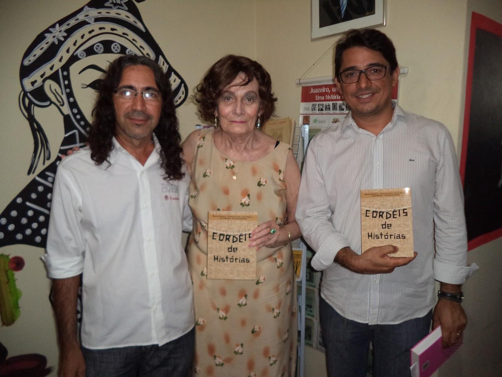 Blog Dos CordÉis: Blog Celebridades Do Maciço: Cordéis De História, De
