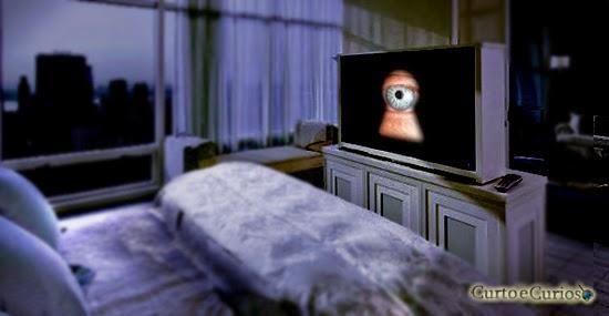 Perigos das smartvs vírus de TV  vírus de smartv