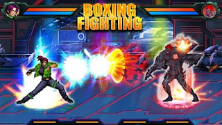 Games Fighting Champion - Boxing MMA Apk