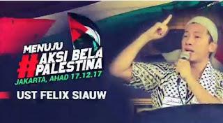 Cerita Di Balik Aksi Bela Palestina Kecintaan Pada Al Aqsho Kajian Ustadz Felix Siauw