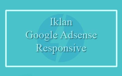 Cara Pasang Iklan Adsense Responsive di Blog AMP