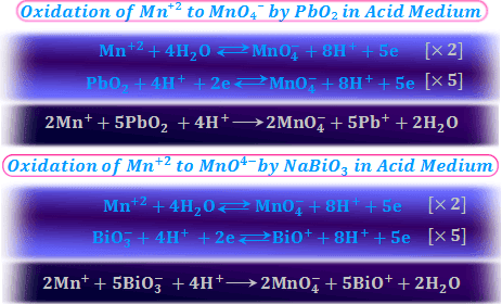 How Balancing Oxidation Reduction Reactions by Ion electron method?