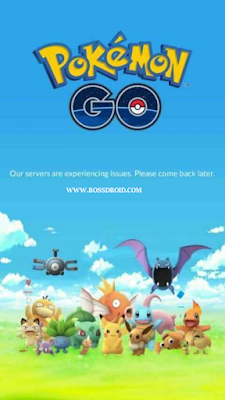 Cara Mengatasi Server Penuh Pokemon Go (server experienced issue)