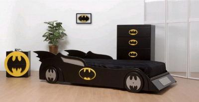 Decoraci n de interiores camas coche para ni os - Decoracion interior coche ...
