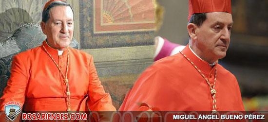 Benedicto XVI nombró cardenal a un colombiano   Rosarienses, Villa del Rosario