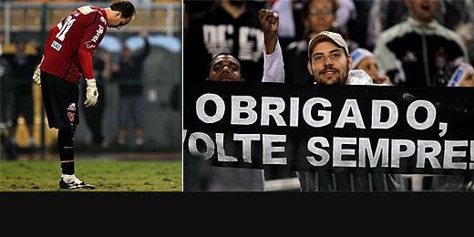 O Corinthians não tomou conhecimento do líder São Paulo neste domingo no  Pacaembu. Com uma atuação convincente contra um rival baleado por seis  desfalques 3535c4b2a0917
