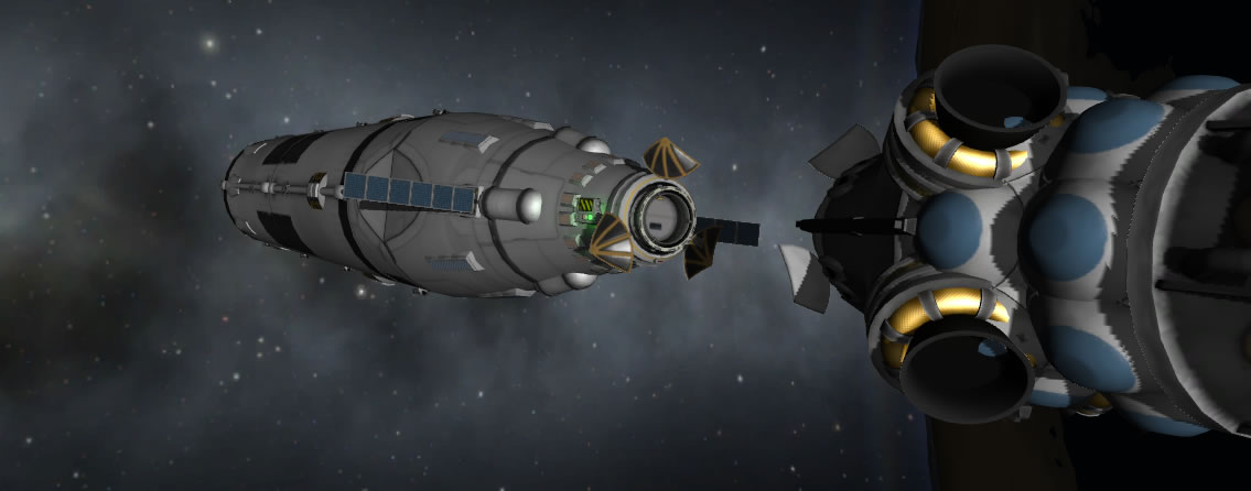 Mission Eve ONE - Kerbal Space Program