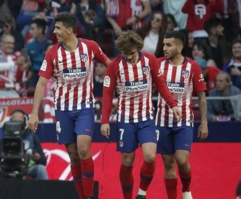 أتلتيكو مدريد يعلن اقتراب رحيل غريزمان