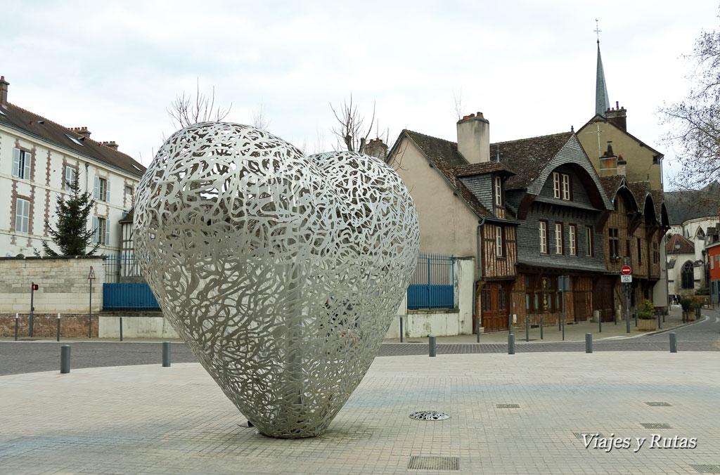 El corazón de Troyes