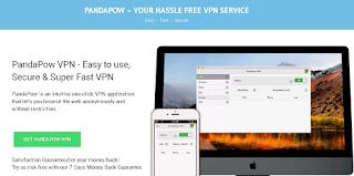 Review PandaPow VPN dan Cara Menggunakan PandaPow VPN