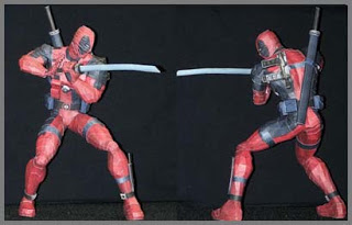 Deadpool-Papercraft-Free-Download-Model