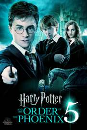 Harry Potter 5 y la orden del Fénix (2007) Online latino hd